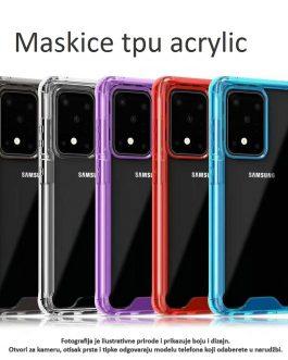 TPU TORBICA ACRYLIC IPHONE 12 PRO MAX