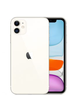 APPLE iPHONE 11 64/4GB WHITE