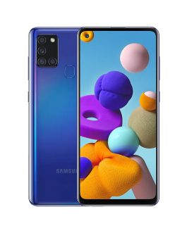 SAMSUNG GALAXY A21S 128/3GB BLUE