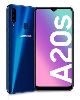 SAMSUNG GALAXY A20S BLUE