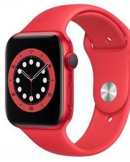 APPLE WATCH SERIES 6 GPS 40mm RED