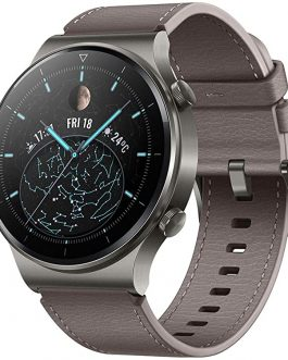 HUAWEI WATCH GT 2 PRO CLASSIC 46mm LEATHER GREY