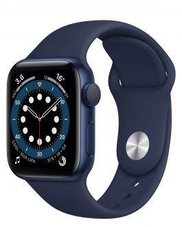 APPLE WATCH SERIES 6 GPS 40mm DEEP NAVY