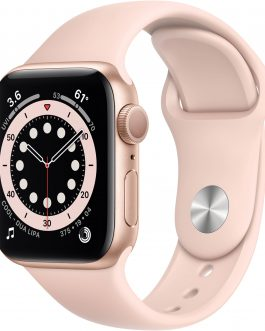APPLE WATCH SERIES 6 GPS 40mm PINK SAND