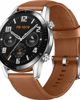 HUAWEI WATCH GT 2 CLASSIC 46mm LEATHER BROWN