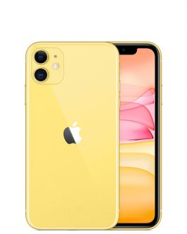 APPLE iPHONE 11 256/4GB YELLOW